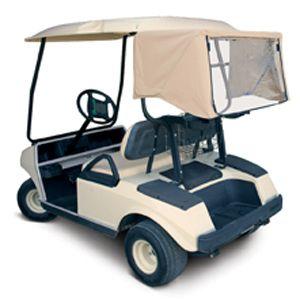 Classic Accessories Golf Car Club Canopy Sand 71392 New